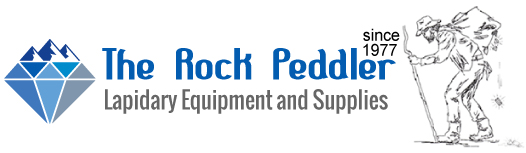 Home - The Rock Peddler- Discount Lapidary Equipment