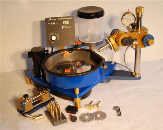 Omni-PATRIOT Faceting Machine- 8